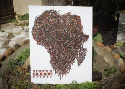 Africa's roots spirit